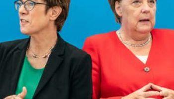 Der Weltenbruch ist da – Nato und EU kaputt, AIPAC gegen Merkel, massiver Widerstand gegen Juden, Höcke marschiert....mit AUDIO