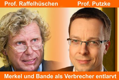 Prof. Raffelhüschen und Prof. Putzke