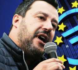 Salvini Merkel lässt unsere Kinder hungern