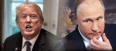 Die Trump-Putin Kriegsshow