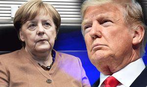 Trumps Krieg gegen Merkel