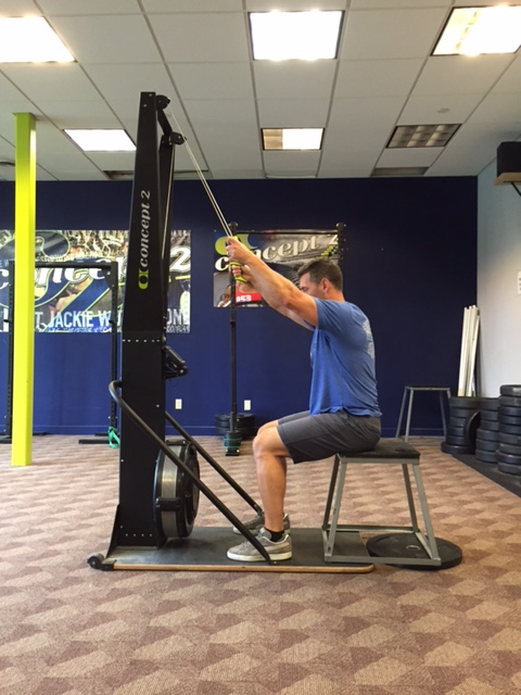 SkiErg Skills and Drills Getting More Creative  Concept2