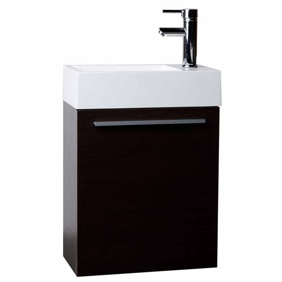 Bathroom Vanity Set Free Shipping 18 Espresso Tn T460 Esp By Conceptbaths Com