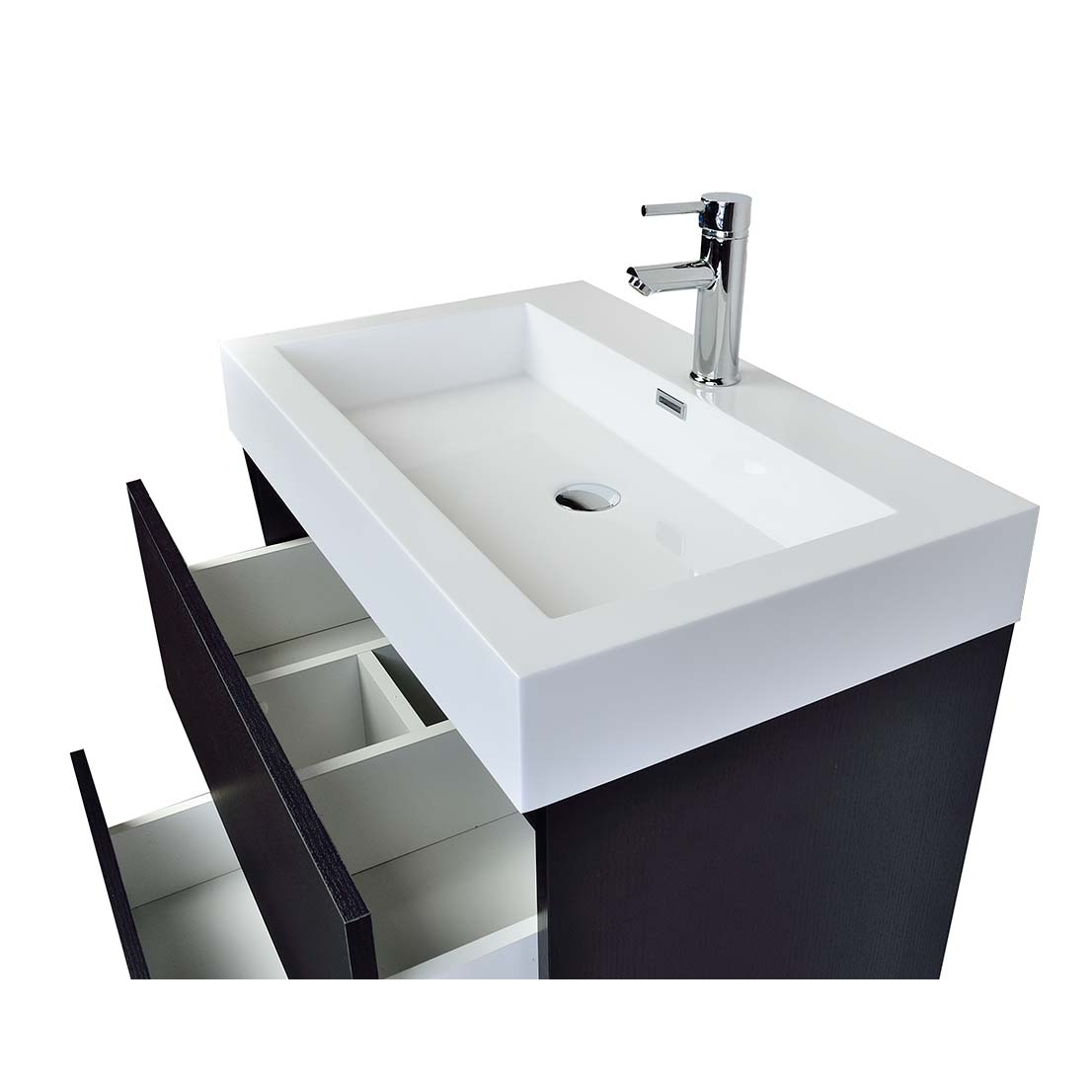 29 5 Contemporary Bathroom Vanity Black Tn Ly750 Bk Conceptbaths Com
