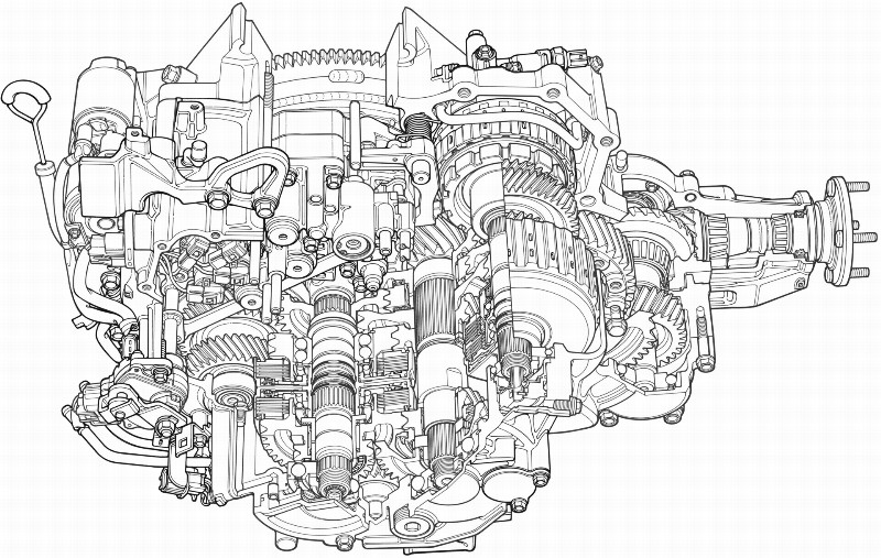 2007 Acura RL Image. https://www.conceptcarz.com/images