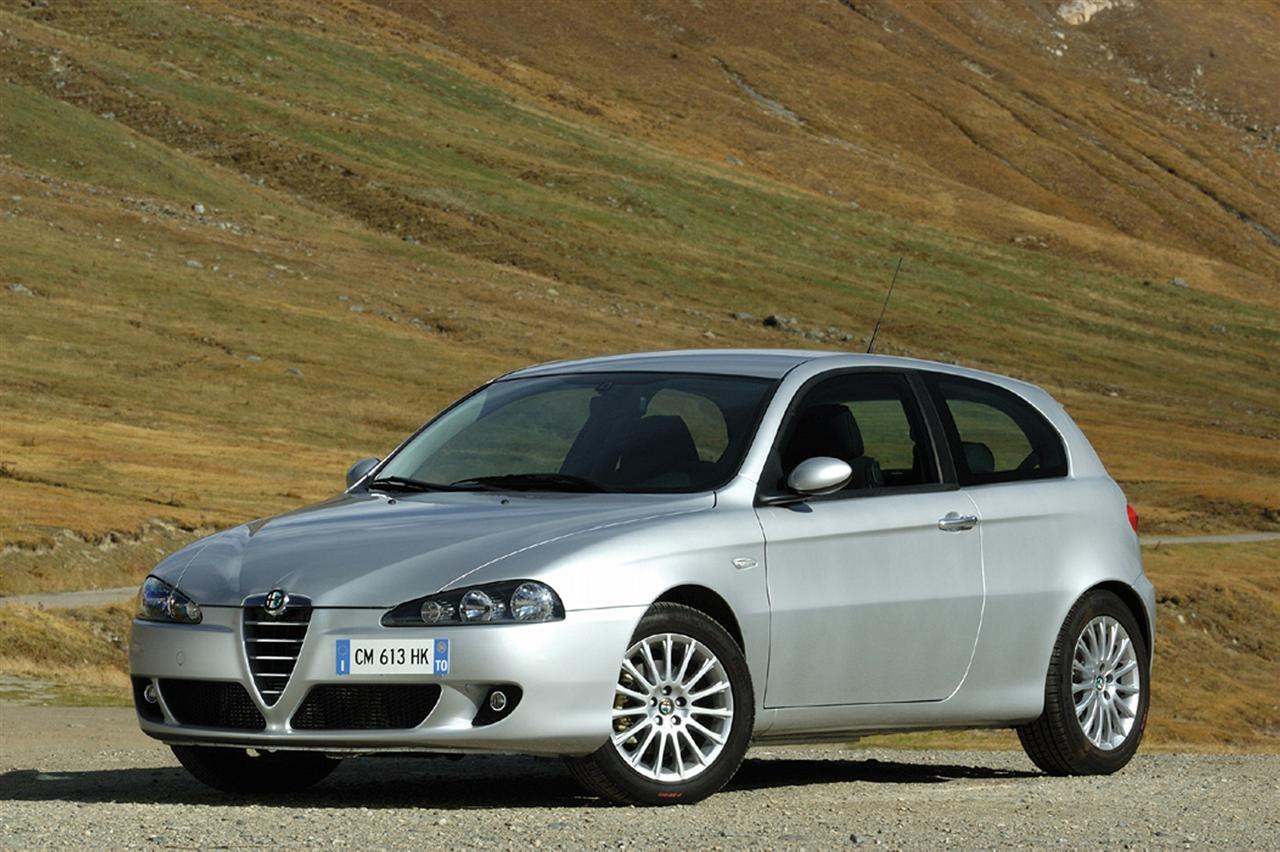 2004 Alfa Romeo 147 Engine