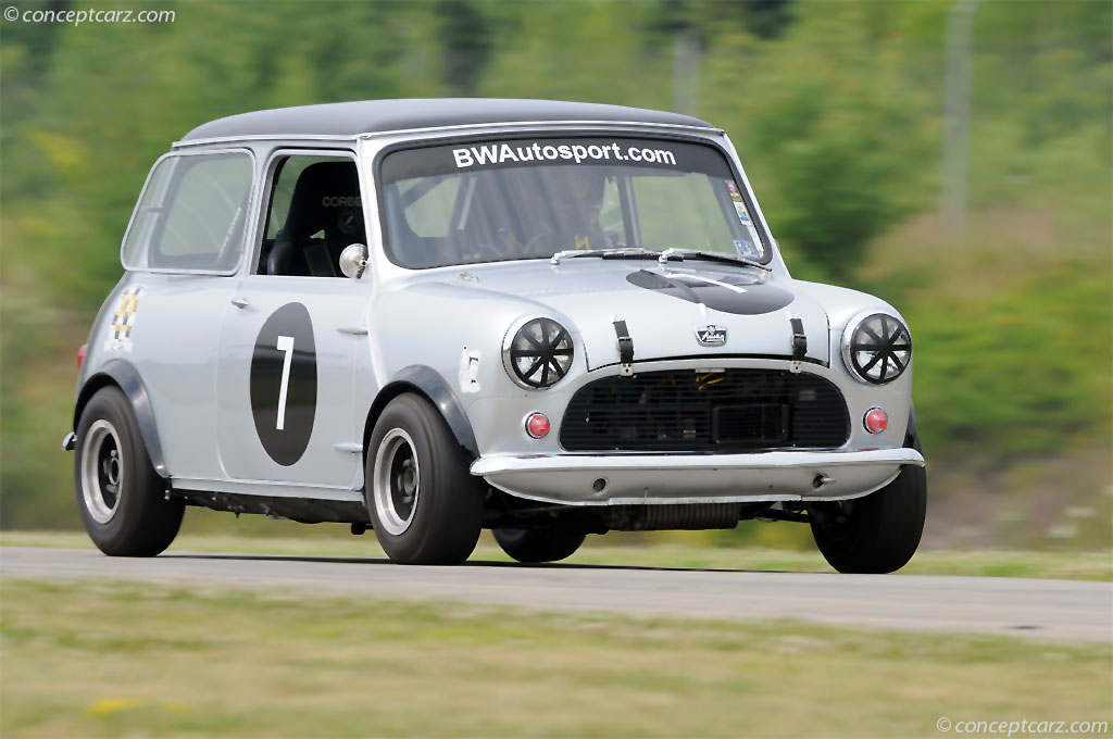 Auction Results And Data For 1961 Austin 850 Mini