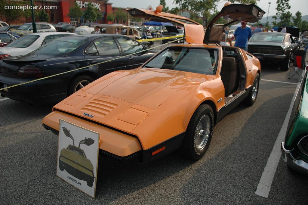 1974 Bricklin SV1  conceptcarzcom