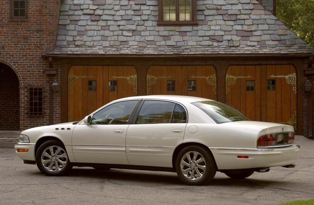 medium resolution of 2004 buick park avenue history pictures value auction sales research and news