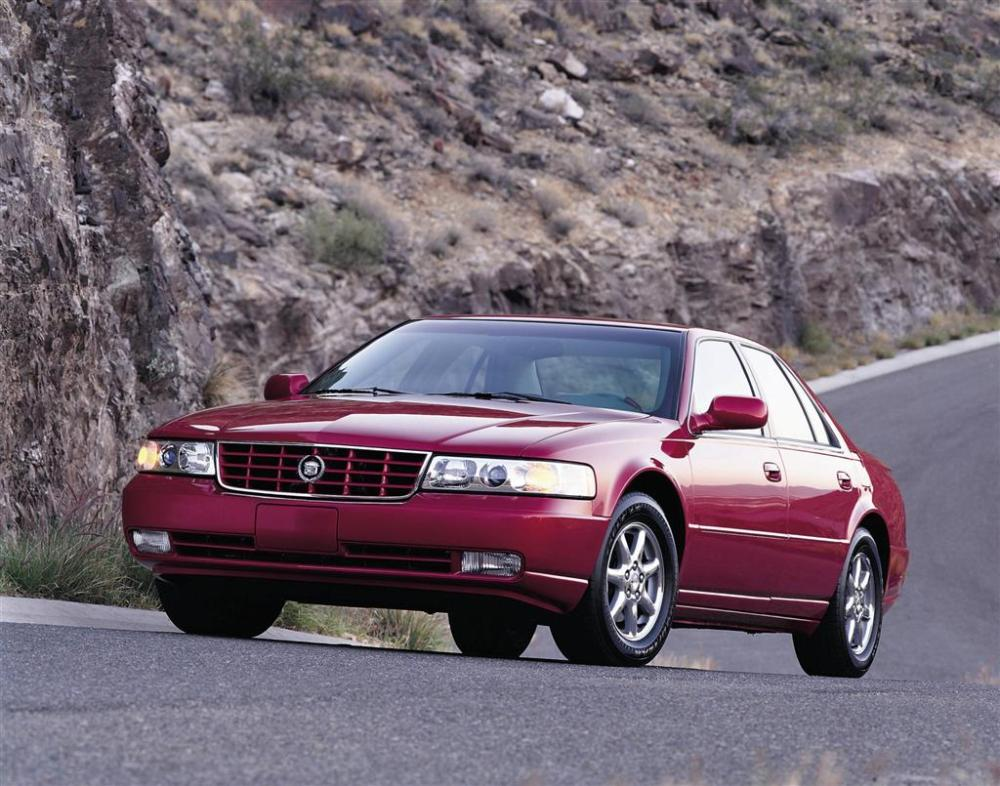 medium resolution of 2000 cadillac seville