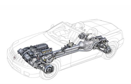 small resolution of 2006 cadillac xlr