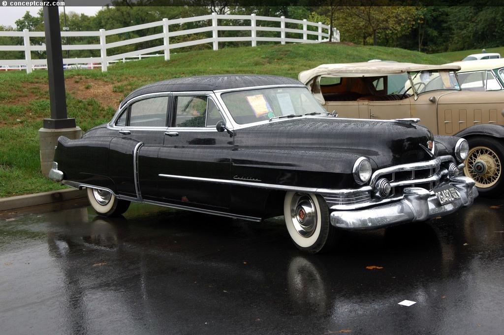 50s Classic Cars Wallpaper 1950 Cadillac Series 62 Conceptcarz Com