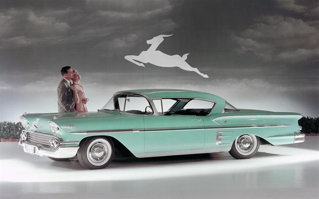 50s Classic Cars Wallpaper Auction Results And Data For 1958 Chevrolet Bel Air Series