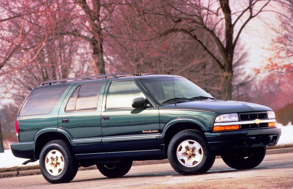 medium resolution of 1999 chevrolet blazer