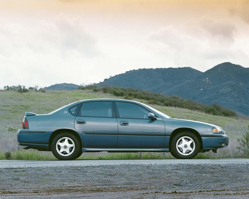medium resolution of 2001 chevrolet impala