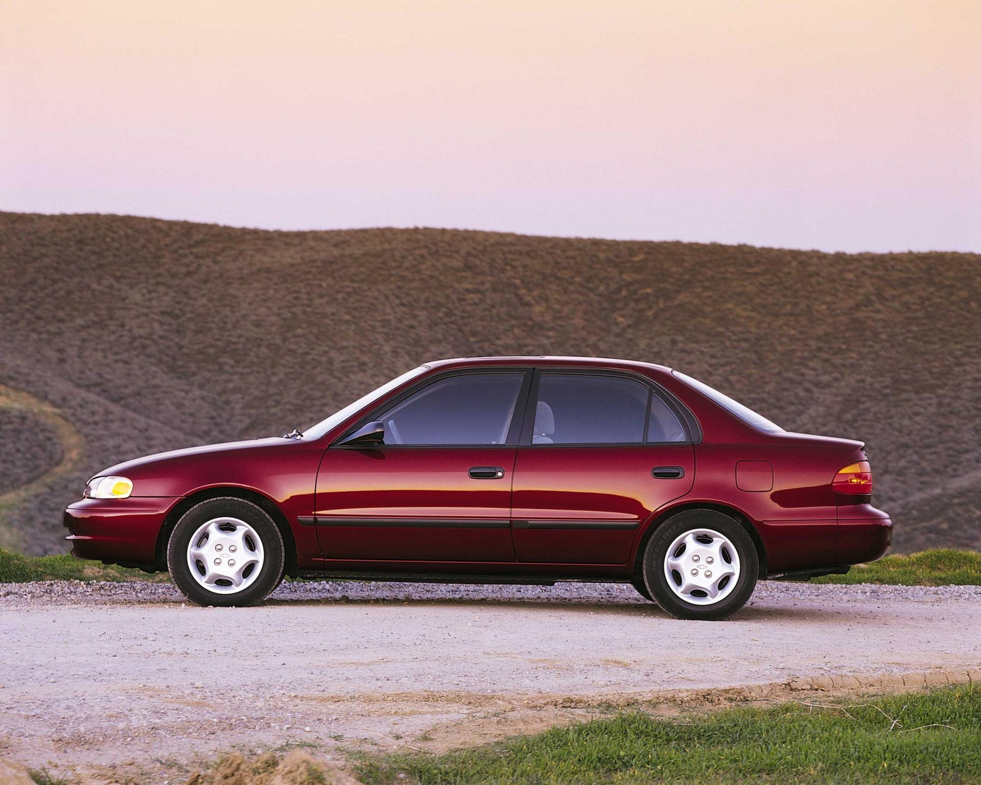 hight resolution of 2001 chevrolet prizm