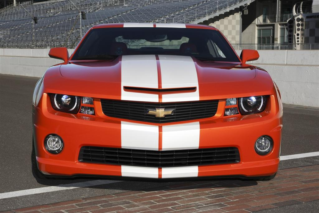 Auction Results And Sales Data For 2010 Chevrolet Camaro Ss