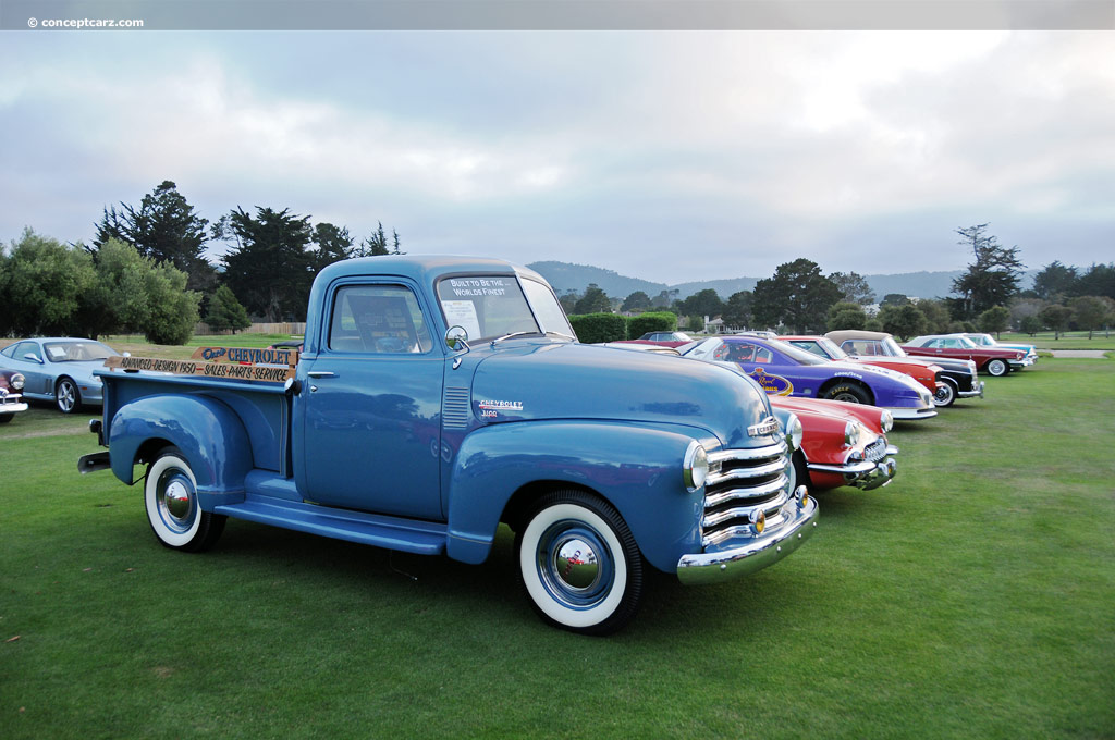 Ambassador Car Wallpaper Auction Results And Data For 1950 Chevrolet 3100 Pickup