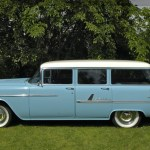 1955 Chevrolet Bel Air Technical And Mechanical Specifications
