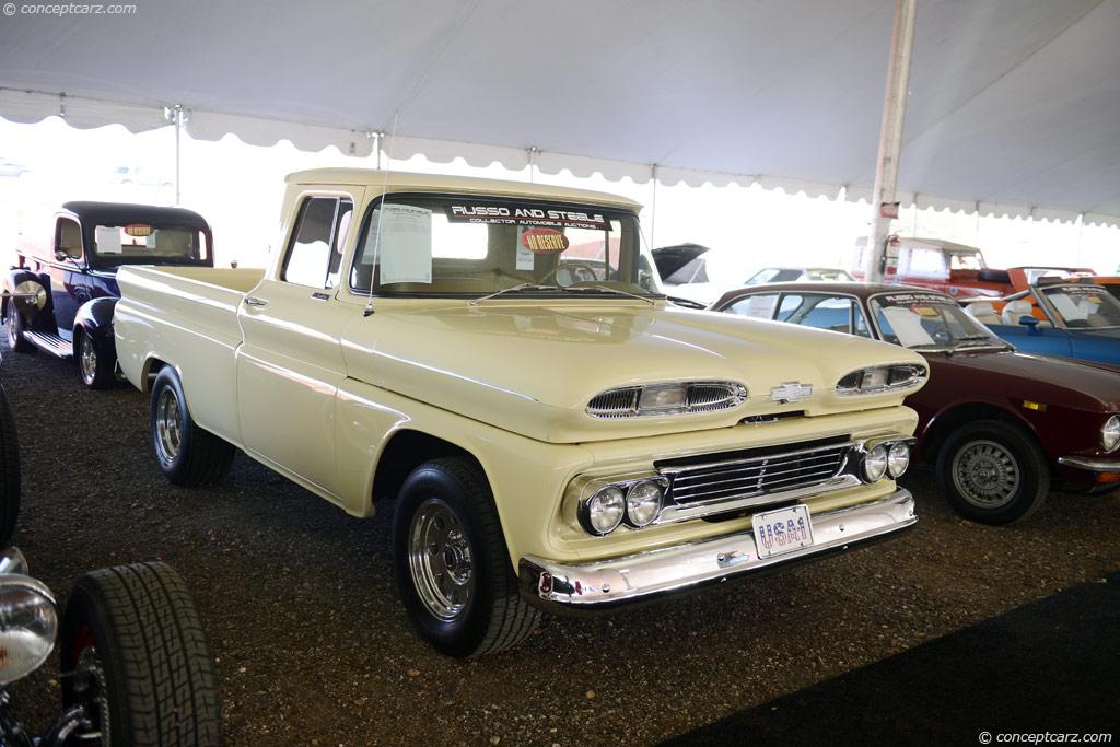 1960 Chevy C10 Pickup
