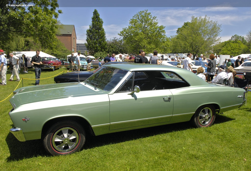 Classic Car Wallpaper 57 Chevy 1967 Chevrolet Malibu Series History Pictures Value