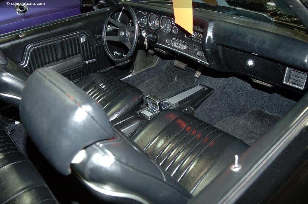 Specifications Grand 1973 Prix Pontiac