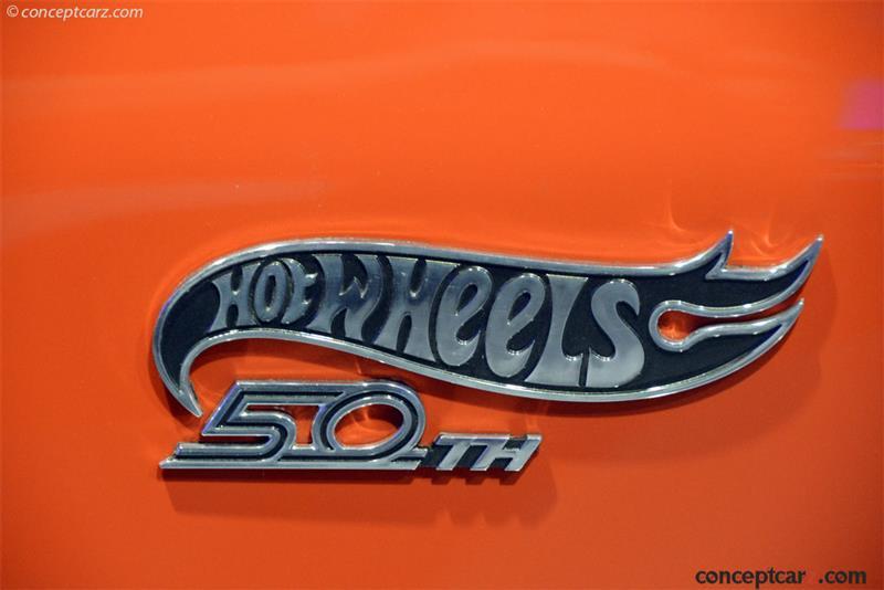 2018 Chevrolet Camaro Hot Wheels 50th Anniversary Edition Images