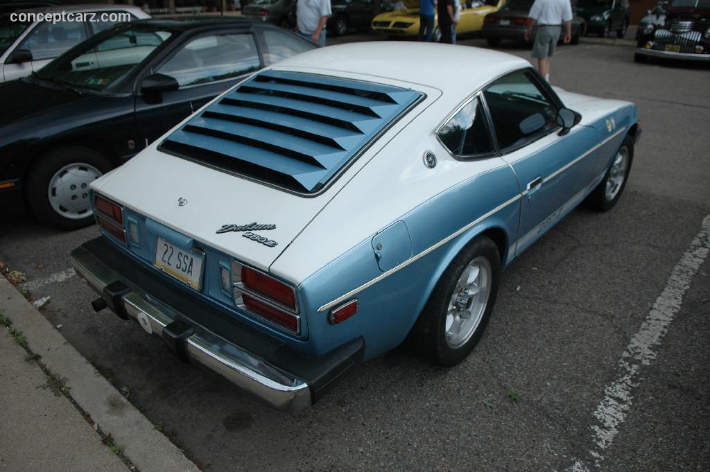 Car Wallpaper 240z 1978 Datsun 280z Image Photo 40 Of 40