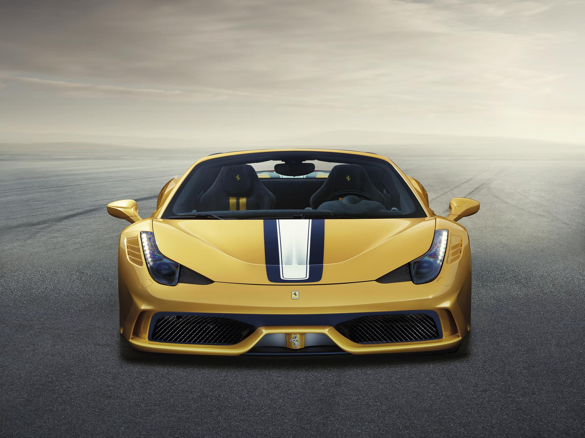2014 Ferrari 458 Speciale A News And Information