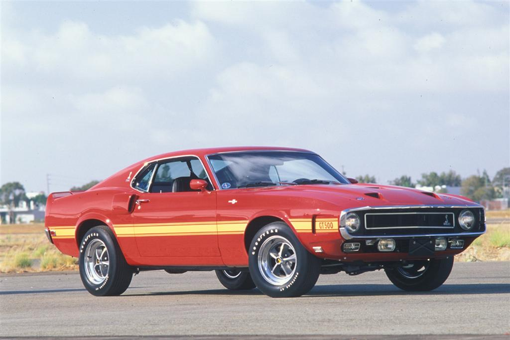1969 Shelby Mustang Gt500 Conceptcarzcom