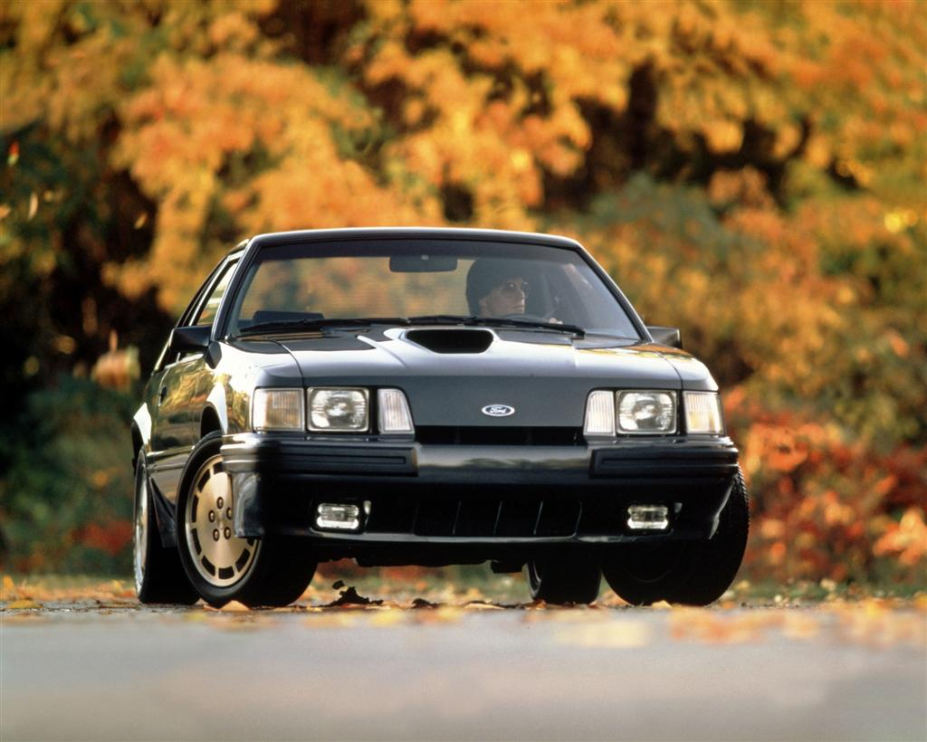 Ford Mustang Race Car Wallpaper 1984 Ford Mustang Conceptcarz Com