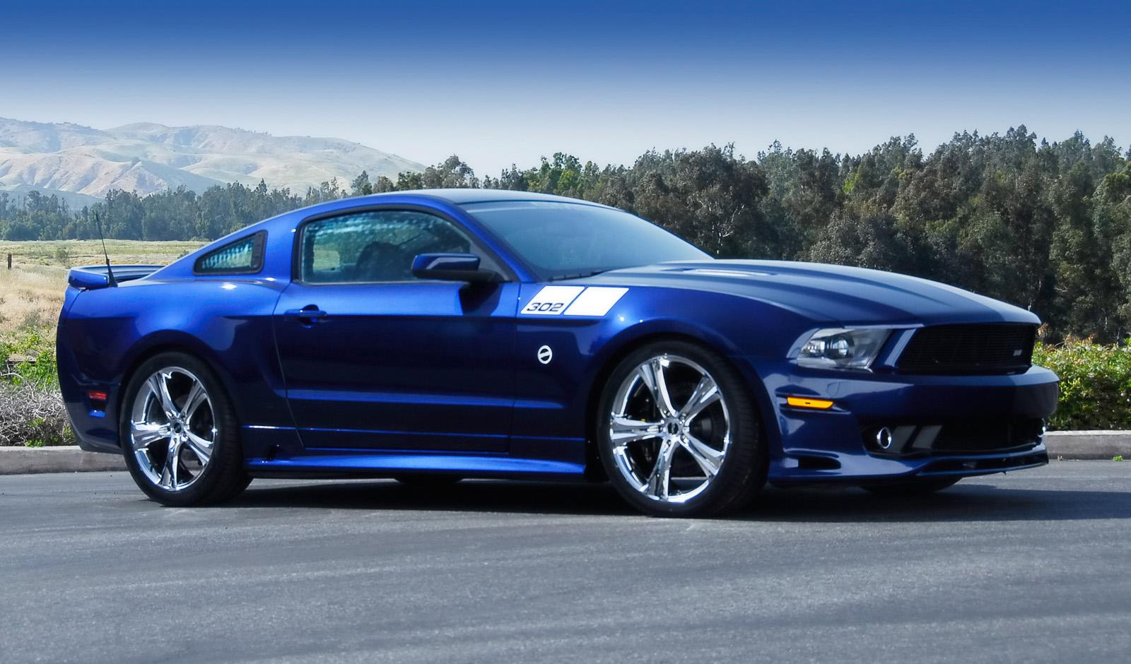 2011 Sms Mustang News And Information Conceptcarzcom