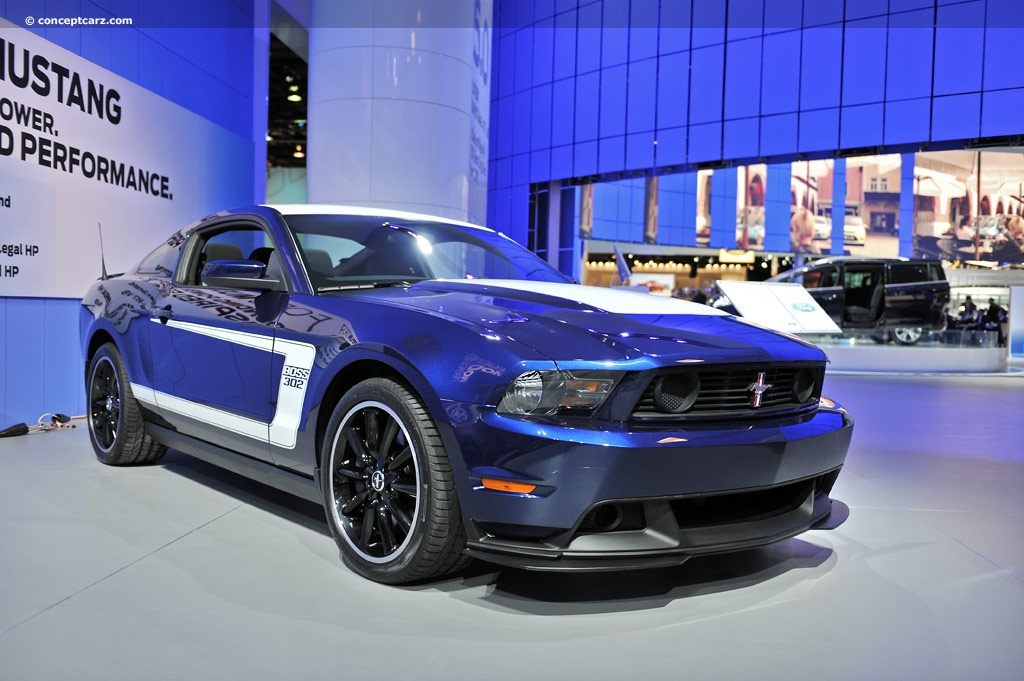 2012 Ford Mustang Boss 302 Kona Blue And White News And Information