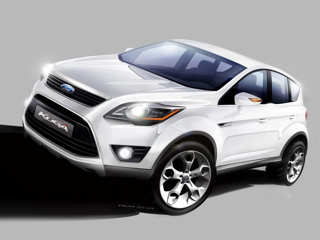 2007 Ford Kuga Concept Wallpaper And Image Gallery