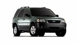 2007 Ford Escape Hybrid History, Pictures, Value, Auction ...