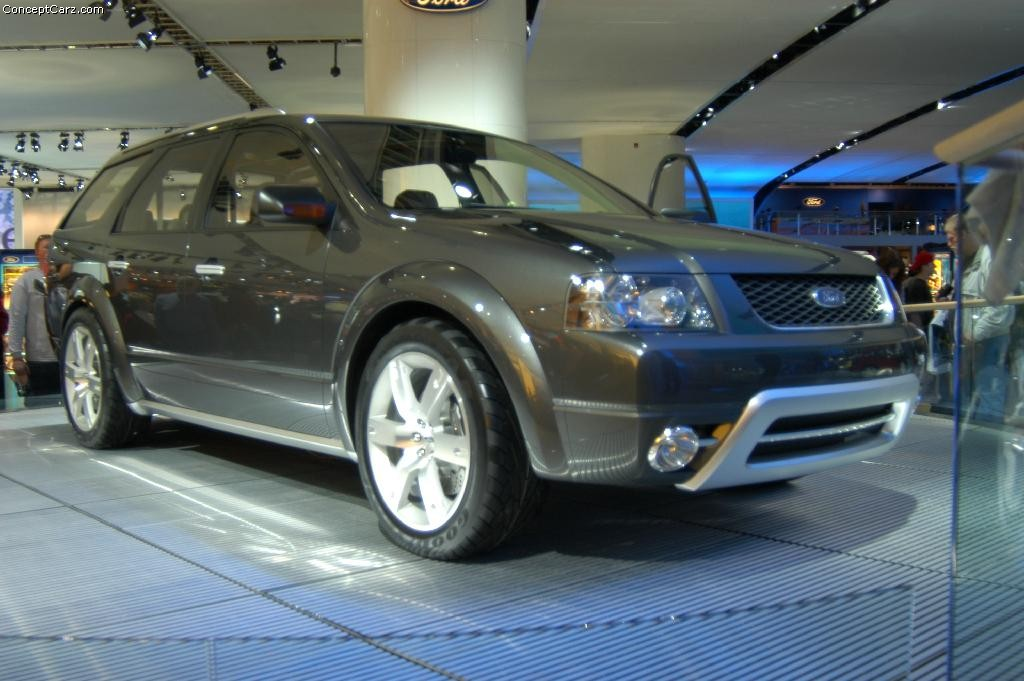2003 Ford Freestyle FX Concept Image Httpswww