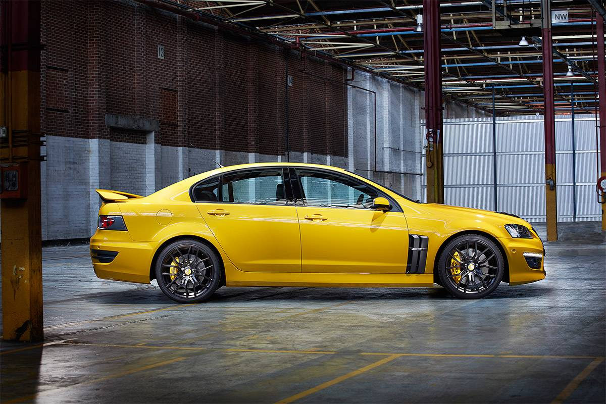 2012 Holden Hsv Gts 25th Anniversary News And Information