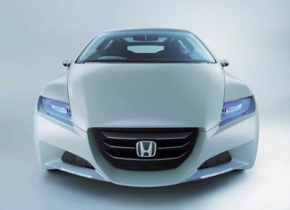 medium resolution of 2007 honda cr z concept history pictures value auction sales research