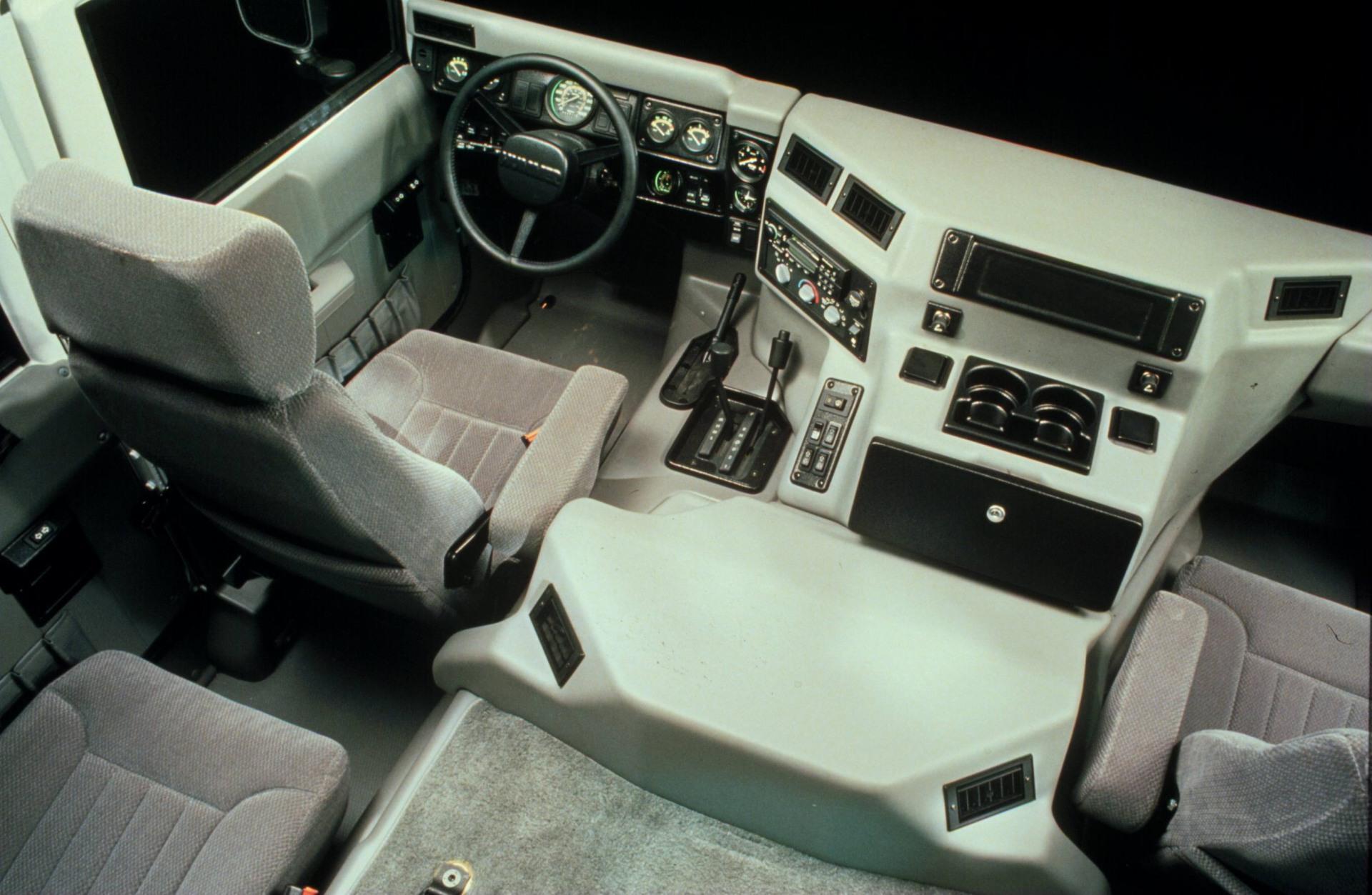 2002 Hummer H1 Image
