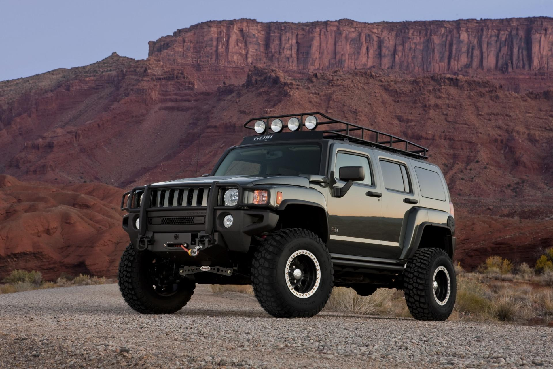 2010 Hummer H3 Moab conceptcarz