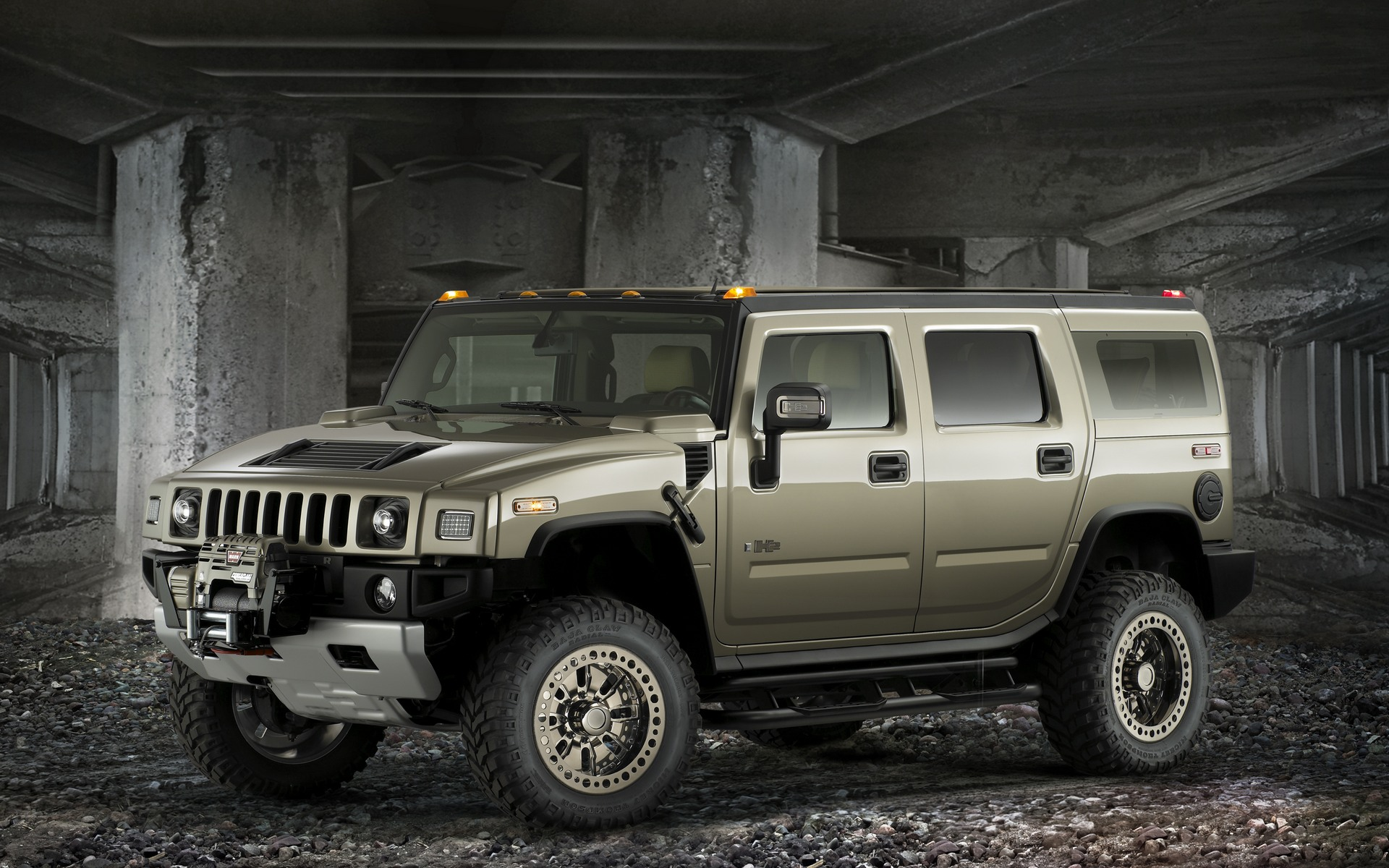 2007 Hummer H2 Safari f Road Concept History Value