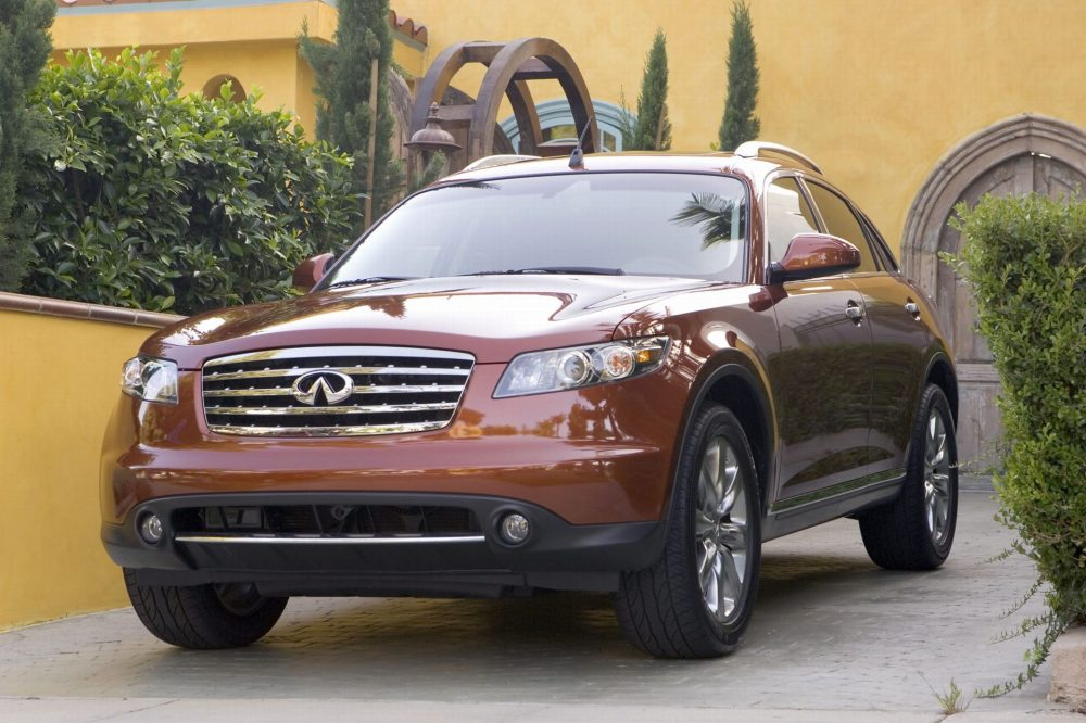 medium resolution of 2007 infiniti fx history pictures value auction sales research and news