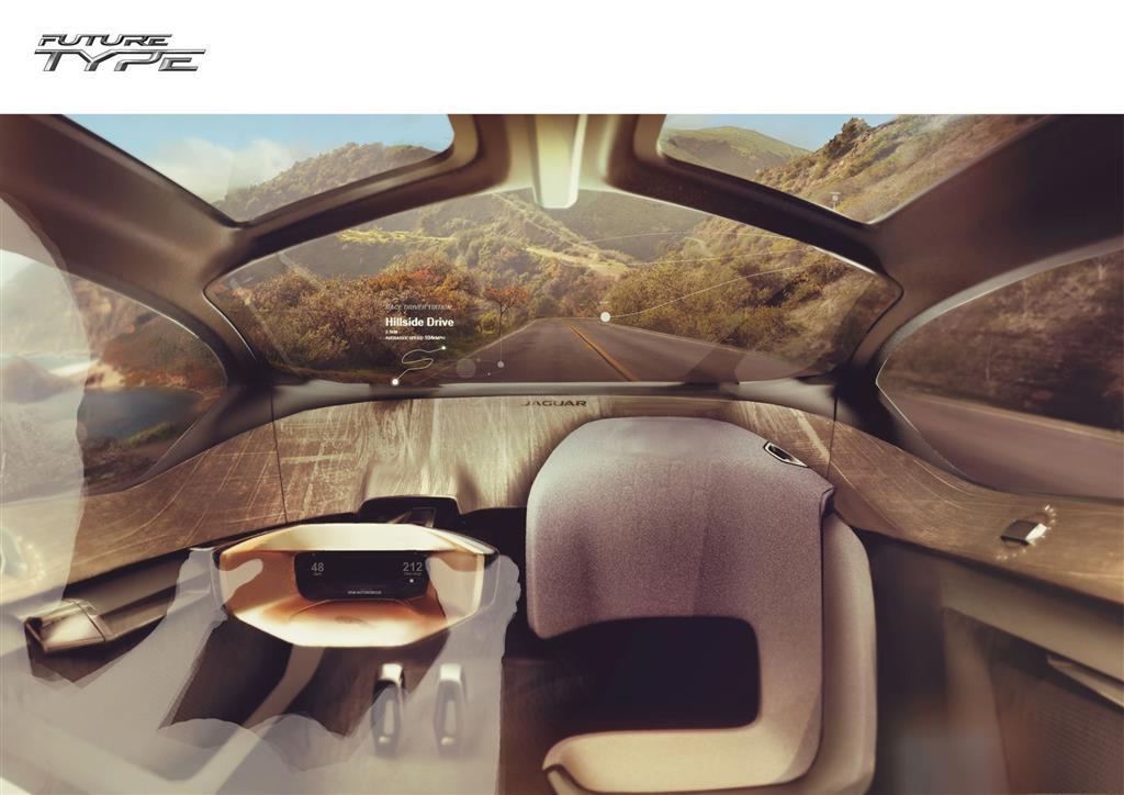 2017 Jaguar Future Type Concept Image Httpswwwconceptcarzcom