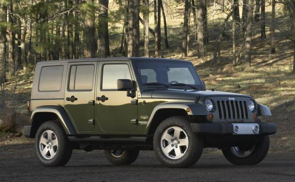 2010 Jeep Wrangler Unlimited News and Information