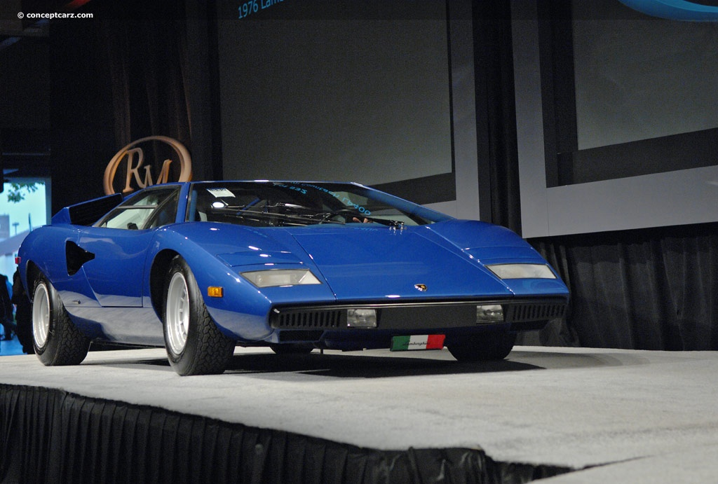 Auto Show Lamborghini Concept