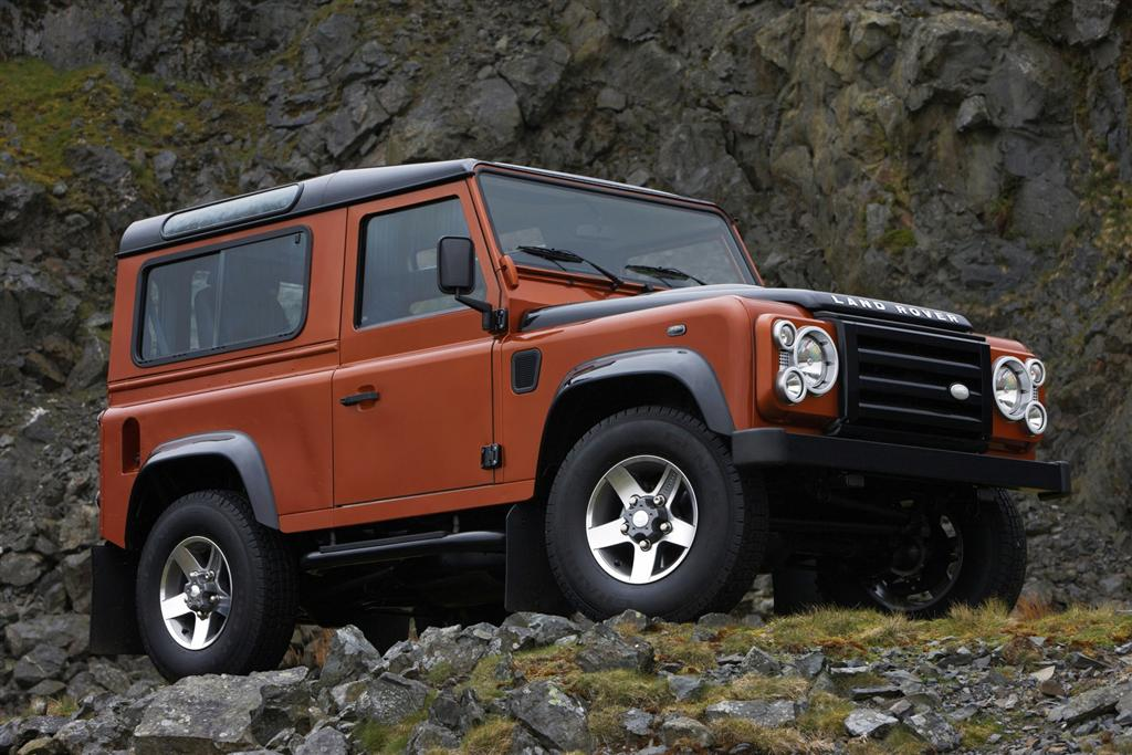 2010 Land Rover Defender Image Httpswwwconceptcarz