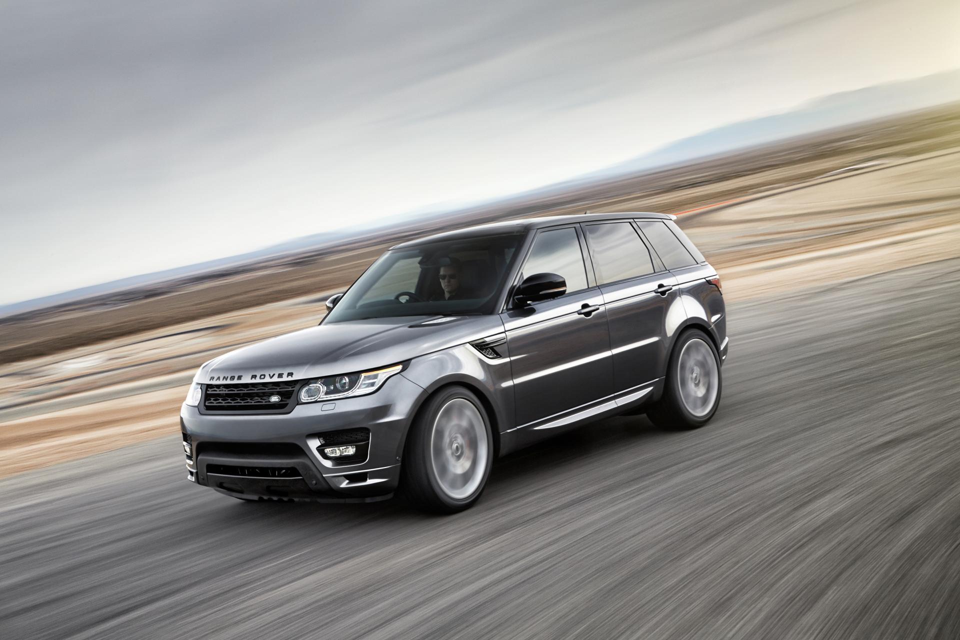 2014 Land Rover Range Rover Sport conceptcarz
