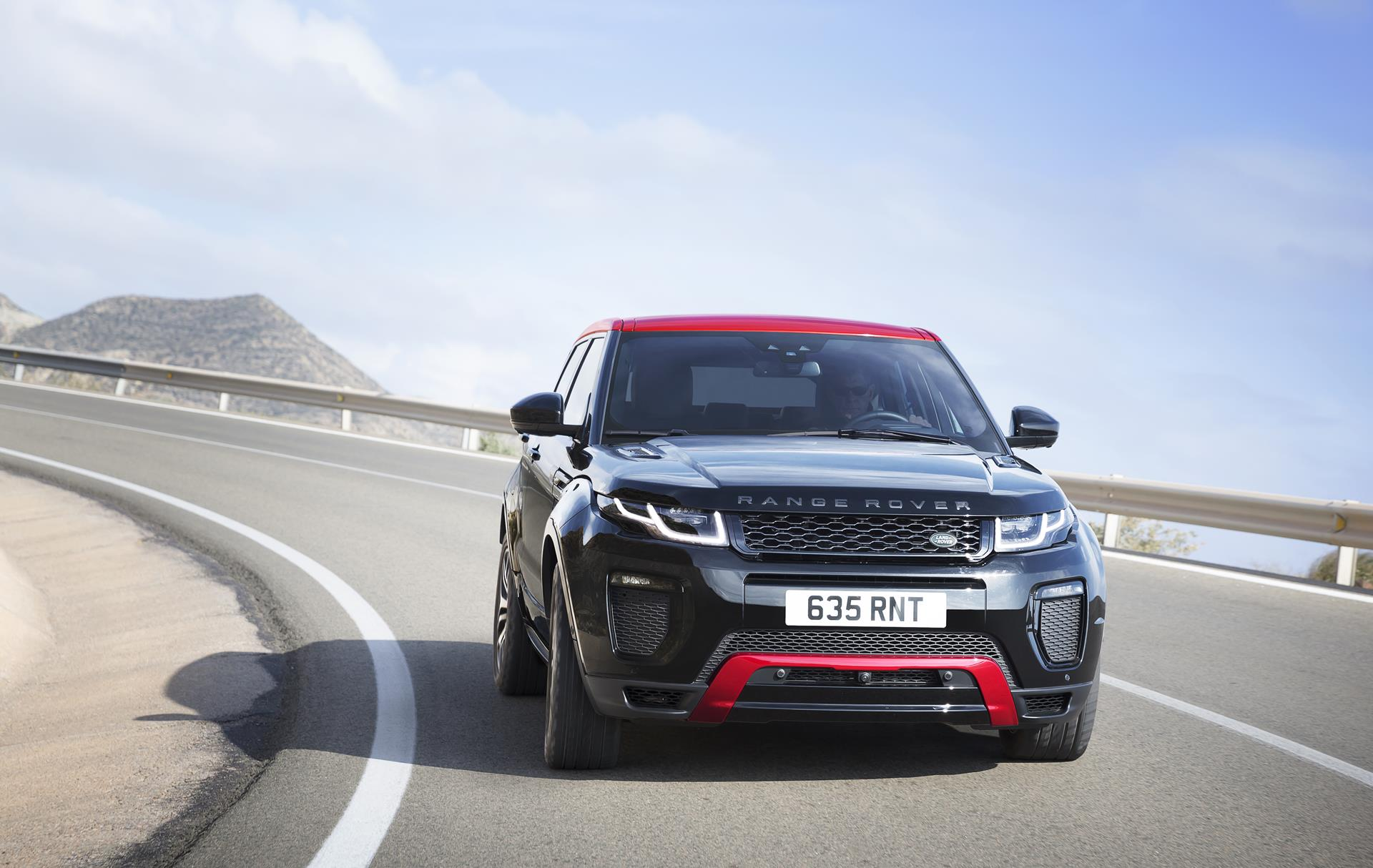 2016 Land Rover Range Rover Evoque Ember Edition News And Information