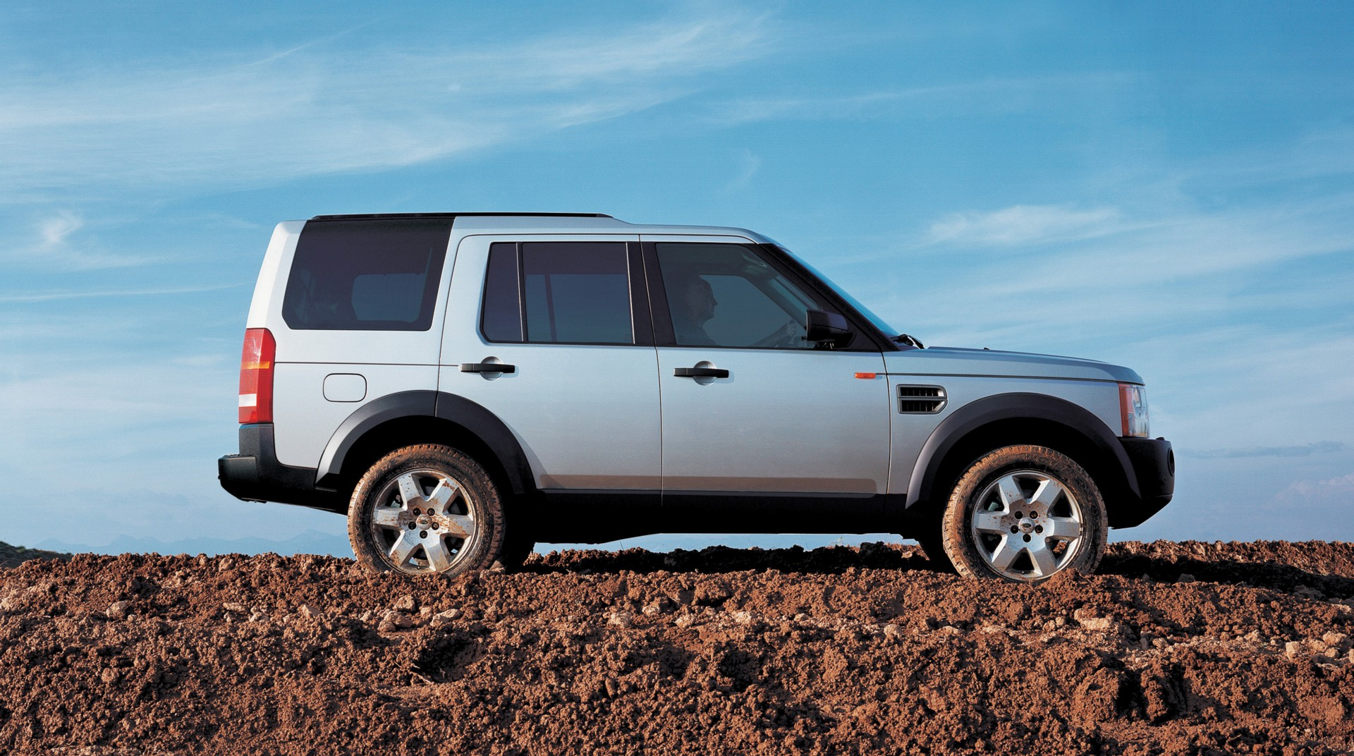 2007 Land Rover LR3 History Value Research News