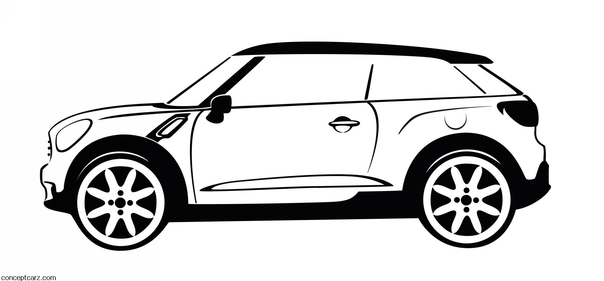 2011 MINI Paceman Concept News and Information, Research